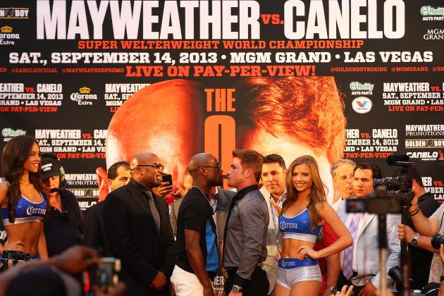 How 'Canelo Mania' Is Irritating Floyd Mayweather