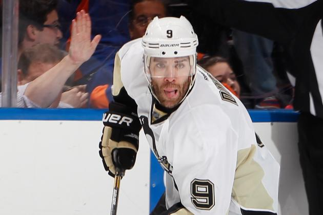 Penguins Re-Sign Forward Pascal Dupuis to a Four-Year Contract