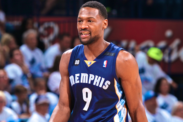 Tony Allen and Grizzlies Reportedly Agree to 4-Year Deal