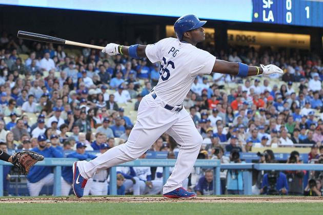 Comparing MLB Phenom Yasiel Puig to a Young Vladimir Guerrero