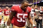 49ers' LB Brooks May Face Charges for Assaulting Teammate