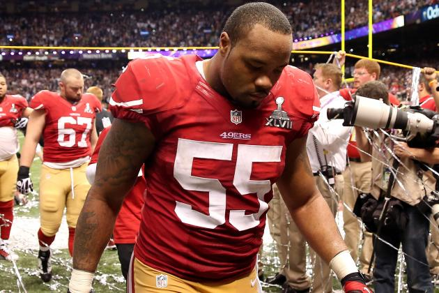49ers Linebacker Ahmad Brooks May Face Arrest on Assault Charges