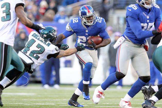 Who Is the Future of the New York Giants Offense: Rueben Randle or David Wilson?