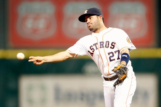 Astros Drop 5th Straight
