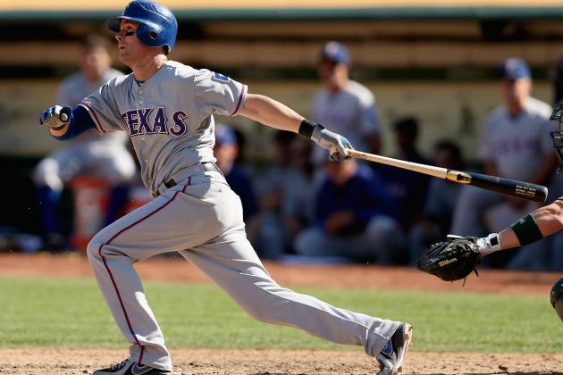 Could Texas Rangers Bring Back Michael Young at the Deadline?