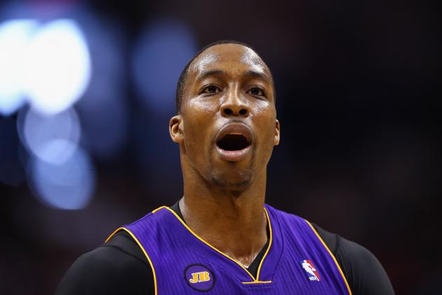 Dwight Howard Rumors: Asking Houston for 3rd Max Contract Is Laughable