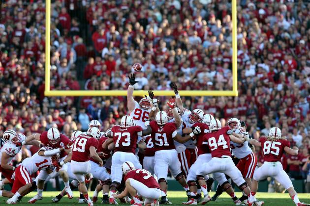 Woeful Kicking has been the Bane of College Football, and it's Not Improving