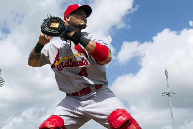 Yadier Molina's Rise from All-Star to Franchise Cornerstone Post-Pujols