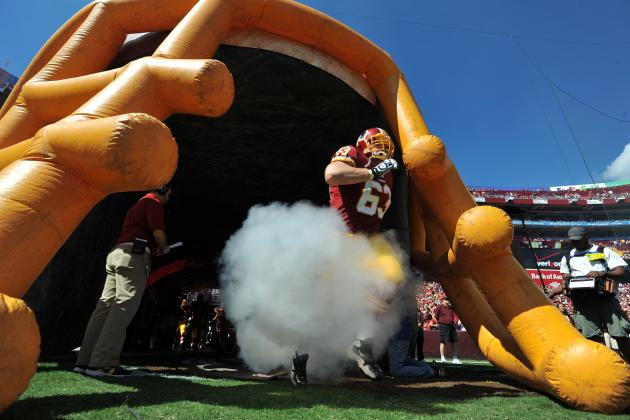 Redskins' Roster Review: Breaking Down Washington's Offensive Line
