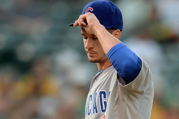 Cubs Bullpen Blows Another One