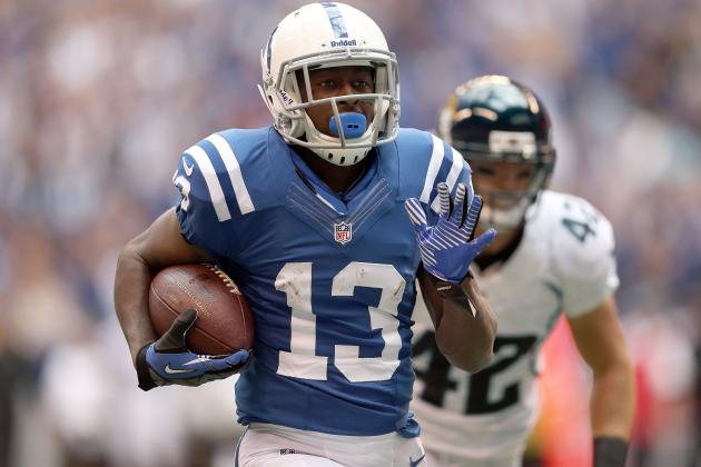 Will T.Y. Hilton Become a Househould Name in 2013?