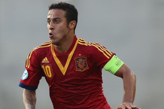 Report: Manchester United On The Verge of Completing Thiago Alcantara Transfer