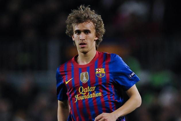 Barcelona: Why Stoke Signing Defender Marc Muniesa Is a Stunning Transfer
