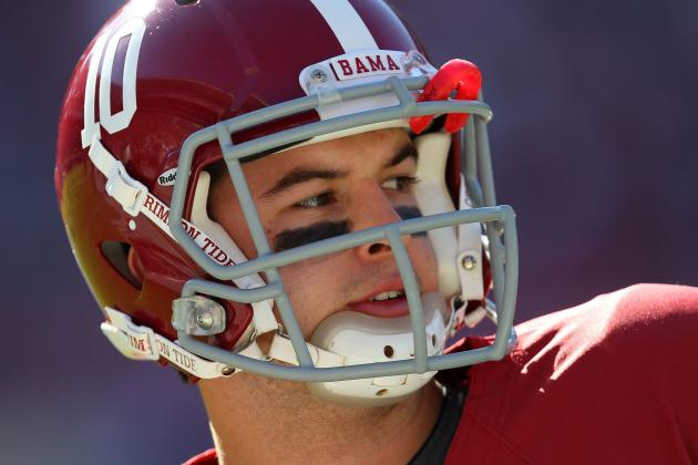 Why Alabama's Offense Will Be the Most Effective in the SEC in 2013