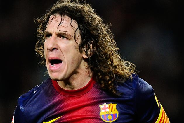 Puyol Contract Extension Is Not The Answer To Barca's Defensive Woes