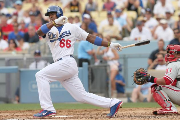 Does Yasiel Puig Deserve 2013 NL All-Star Team Spot After Record Month?