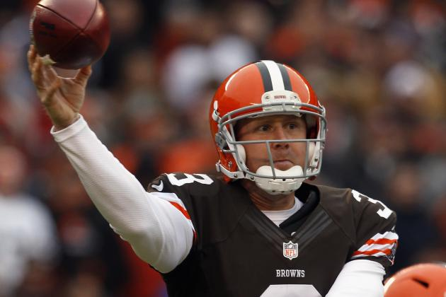 Brandon Weeden: 'You Really Can't Work On Batted Passes