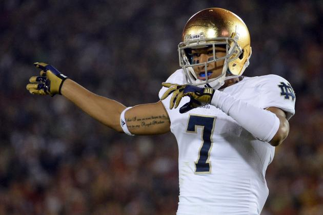 Three from ND on Athlon All-America Teams