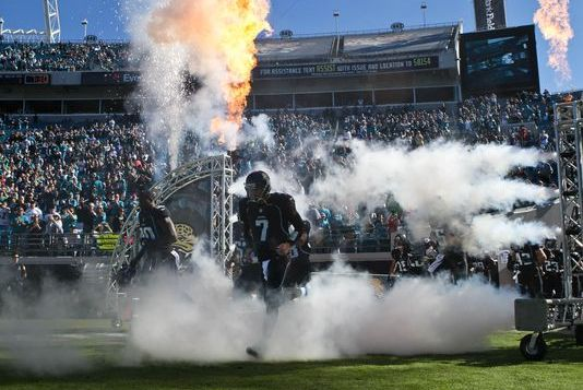 Jaguars Setting Up in-Stadium Fantasy Football Lounge
