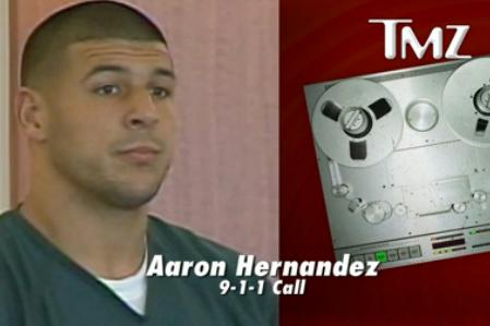 Hernandez' Fiancee's 911 Call