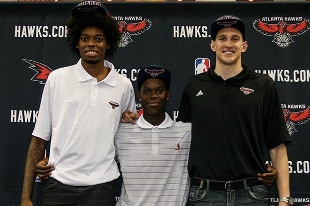 Grading Atlanta Hawks' 2013 NBA Draft Decisions