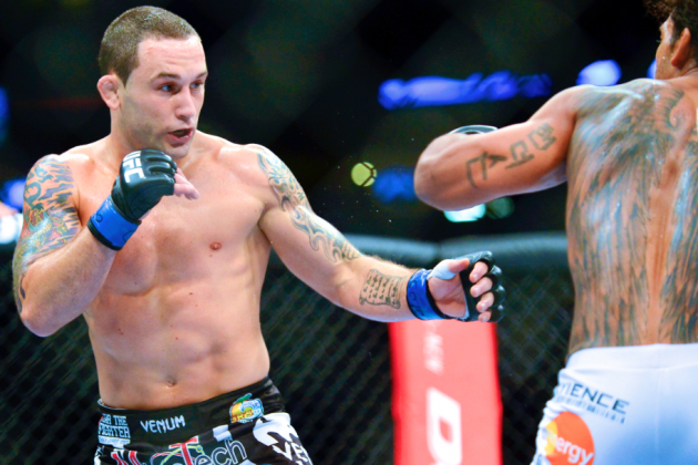 Frankie Edgar Will Take As Many Title Shots as the UFC Will Give Him