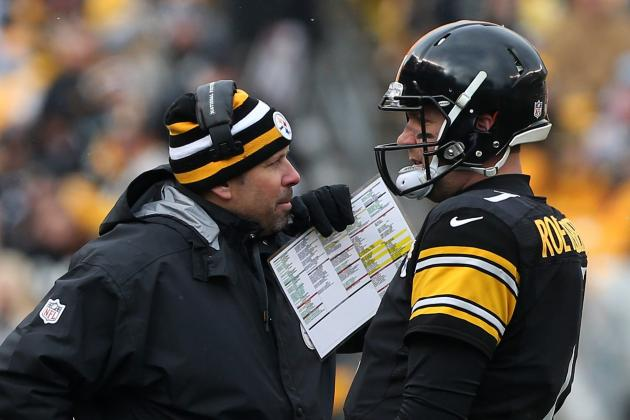 Ben Roethlisberger-Todd Haley Heads Combustible Relationships