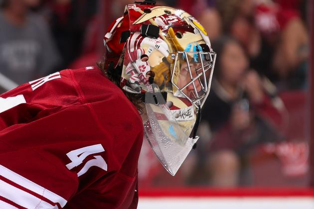 Goalie Mike Smith Says 'best Fit Was for Me to Stay' with Phoenix Coyotes