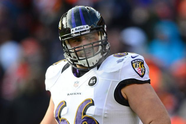 Gradkowski Off to Good Start as Joe Flacco's Center
