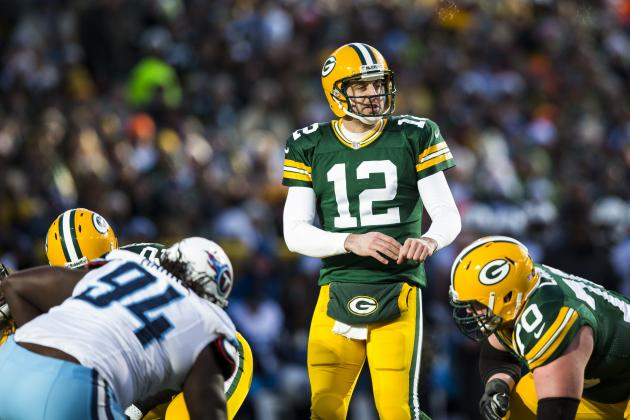 "Aaron Rodgers Nominated for ""Best NFL Player"" ESPY"