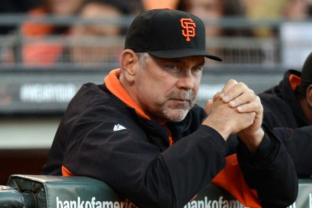 'Enough Is Enough' for Reeling Giants After Bailey's No-Hitter