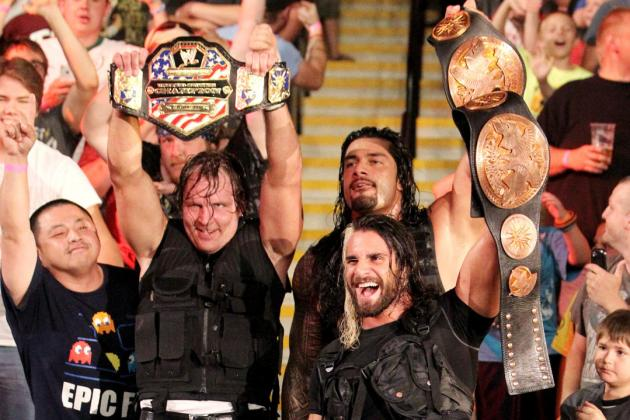 Seth Rollins Is Outshining the Shield in WWE