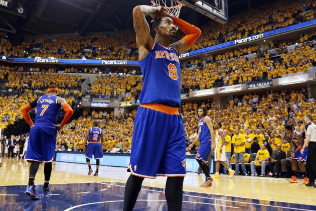 Knicks' J.R. Smith May Get Big Offer from Buck$