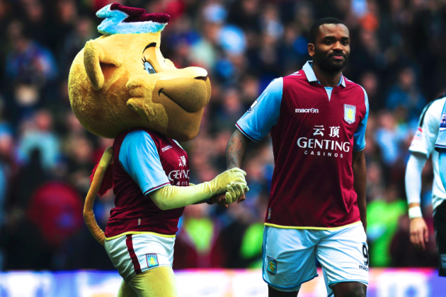 Darren Bent and Aston Villa Heading for a Messy but Necessary Divorce