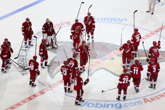 Coyotes 'out Clause' Means More Uncertainty in the Desert