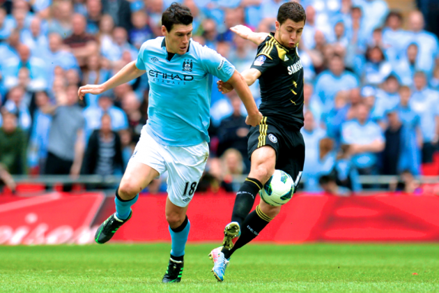 Is Gareth Barry Good Enough for Manuel Pellegrini's Manchester City?