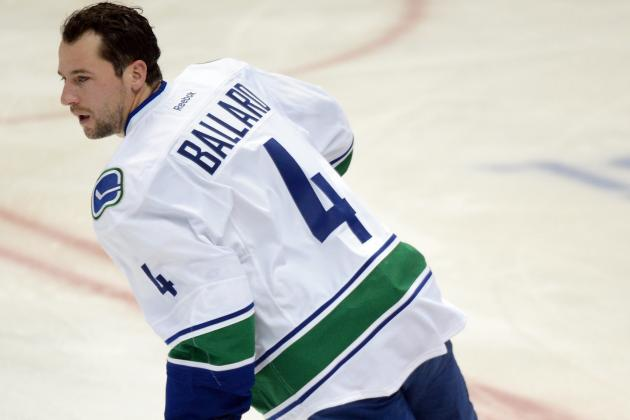 Canucks Inform Ballard That Contract Will Be Bought out