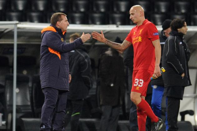 Liverpool Tactics: How Brendan Rodgers' Fluid System Works and What Comes Next