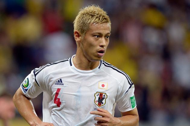 AC Milan Transfers: Why CSKA's Keisuke Honda Would Be a Smart Summer Signing