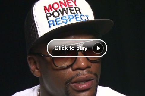 Video: Floyd Mayweather Talks Boxing and His Estranged Father