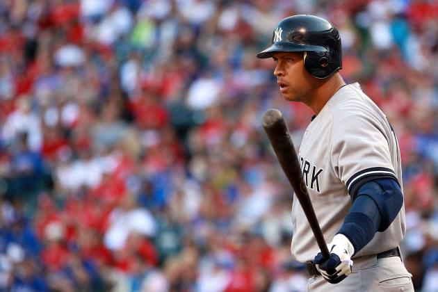 A-Rod's Return Could Come in Arlington