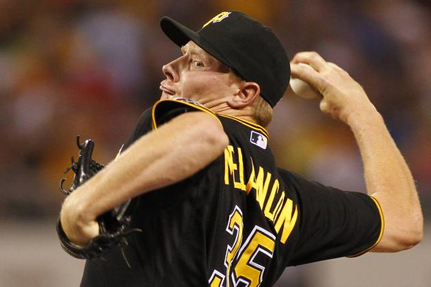 Melancon Reinvents Career as Set-Up Man
