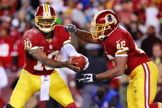 RGIII, Morris Are 'Bringing Motivation to the Team'