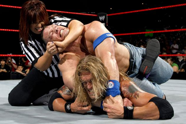 John Cena Has Had Too Many Great Matches to Say He Was 'Carried'