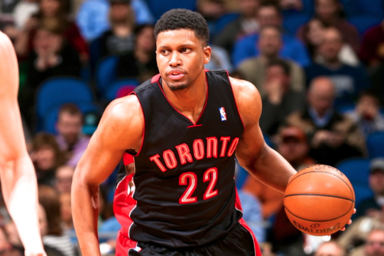 Detroit Pistons Reportedly Offering Raptors Stuckey and Villanueva for Rudy Gay