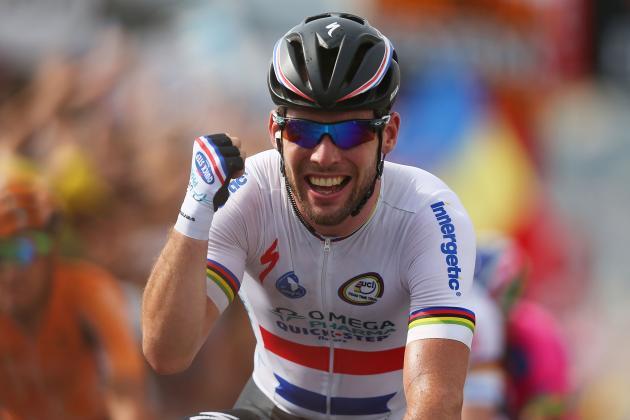 Tour De France 2013 Results: Mark Cavendish Proves He's Still Top Sprinter