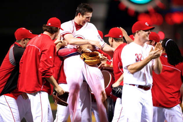 Despite Long Odds, Lucky Fan Wins $16K On Homer Bailey's Marvelous No-Hitter