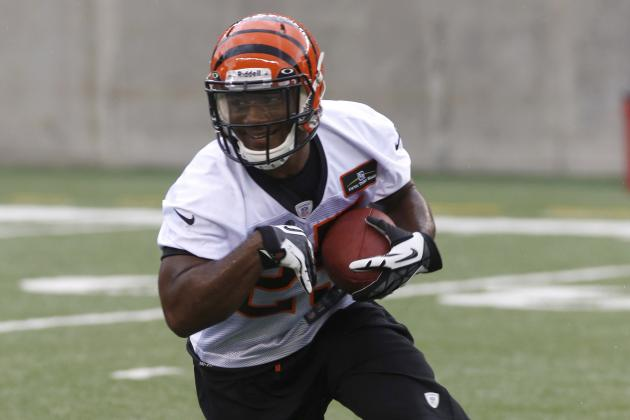 Cincinnati Bengals: What to Expect from Giovani Bernard at Wide Receiver