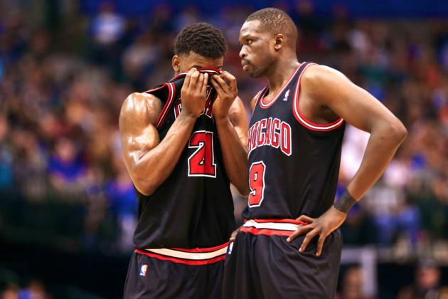 Why Jimmy Butler's Emergence Puts Luol Deng on Chicago Bulls' Trade Block