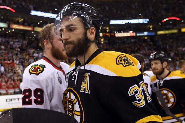 Bergeron 'Very Confident' He'll Sign Big Extension